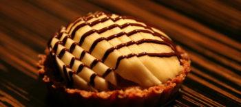 Koolhydraatarm en glutenvrij recept voor perengebak