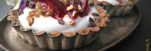 Koolhydraatarm en glutenvrij recept voor gebak met kokosyoghurt