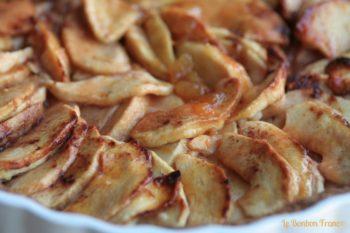 Koolhydraatarm en glutenvrij recept voor appeltaart