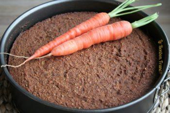 Koolhydraatarm en glutenvrij recept voor worteltaart gezonde taart