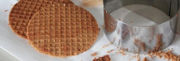 Koolhydraatarm en glutenvrij recept voor stroopwafels
