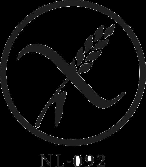 Glutenvrij logo Le Bonbon Franc