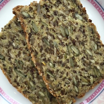 Paleo Broodmix koolhydraatarm brood glutenvrij brood