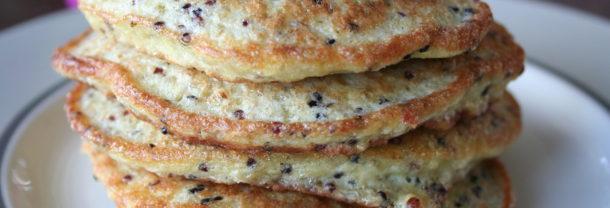 Pannenkoeken recept quinoa