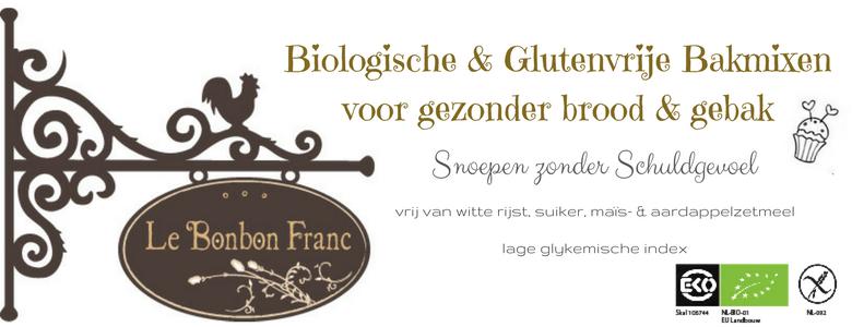 Le Bonbon Franc Gezonder Glutenvrij