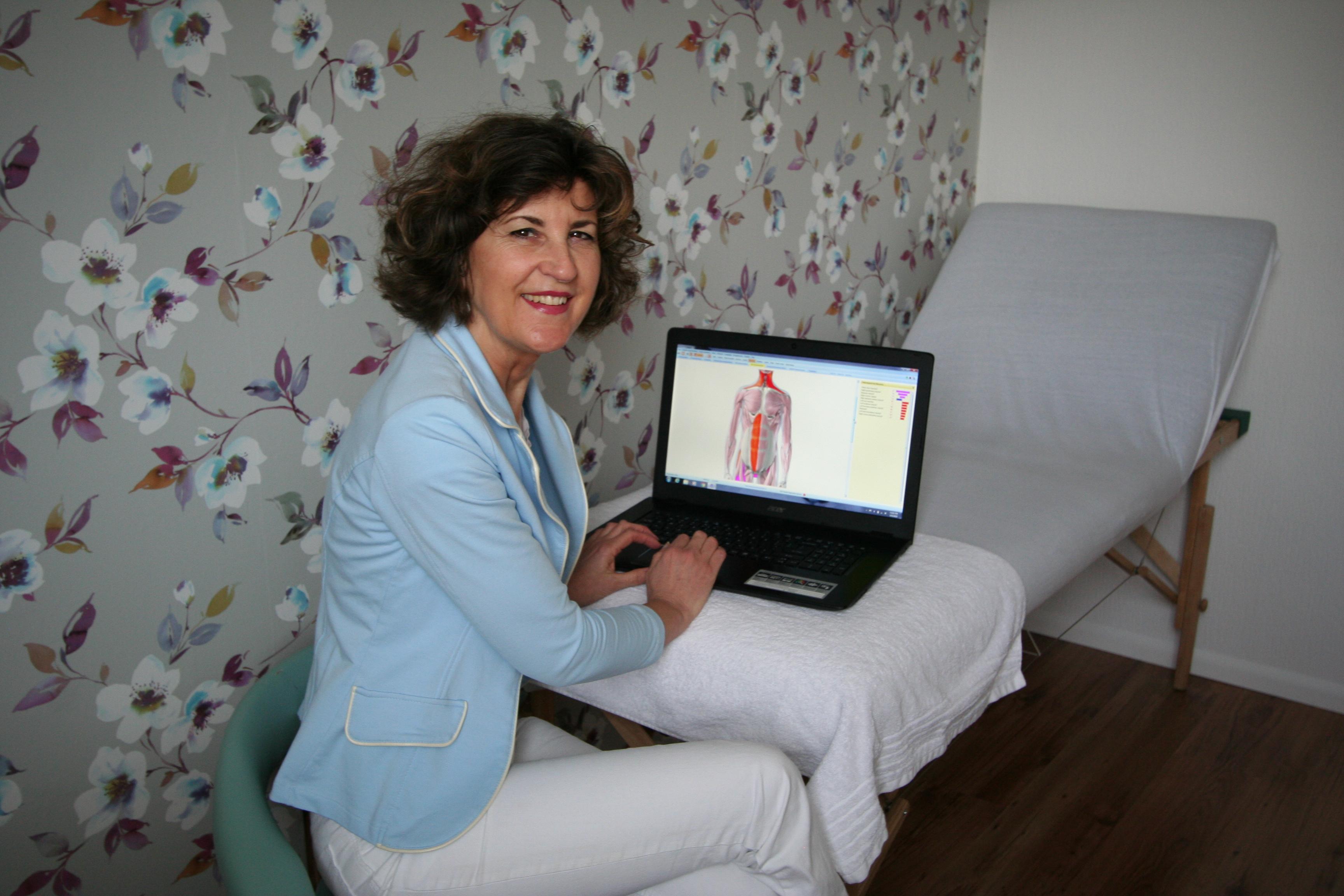 Marjon van der Lans - darmtherapeute