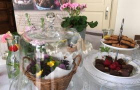gezonde high tea