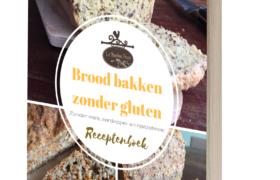Brood bakken zonder gluten